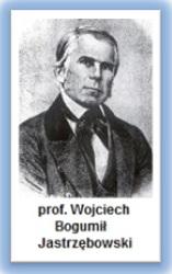 Zdjęcie Profesora Wojciecha Bogumiła Jastrzębowskiego