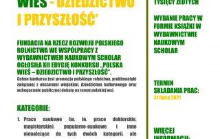 Plakat Poslka Wieś-1
