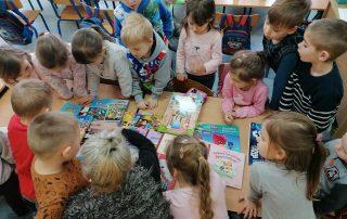 2 Luty Mobilna biblioteka Wasniewo-Grabowo
