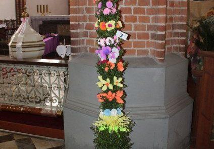 """Rozstrzygnięcie konkursu na ,,Najpiękniejszą Palmę Wielkanocną"""""""