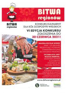 Bitwa Regionów - konkurs