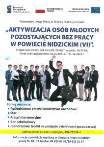 Aktywizacja osób młodych...