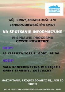 plakat spotkanie informacyjne-1